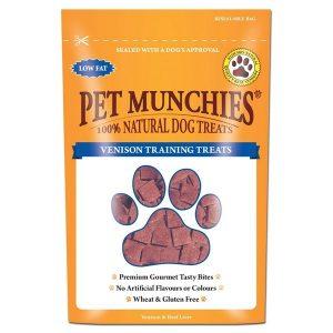 Pet Munchies Venison Treats
