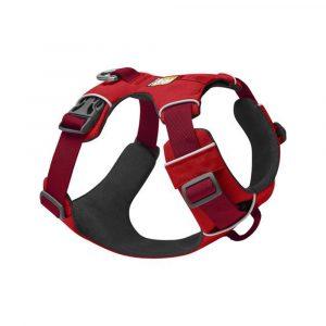 Ruffwear-Front-Range-Harness-Red-Sumac