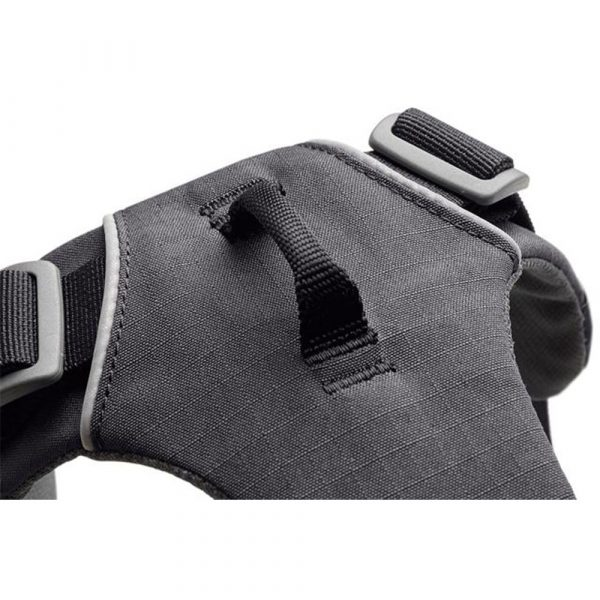 Ruffwear-Front-Range-Harness-Twilight-Gray-Detail