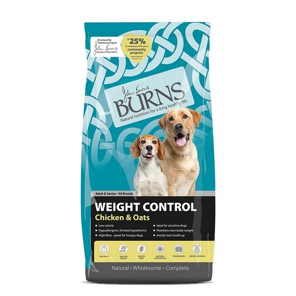 Burns Weight Control Dog Food