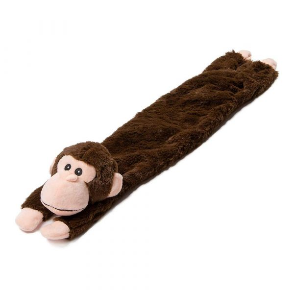 Animate Brown Monkey Flat Friend
