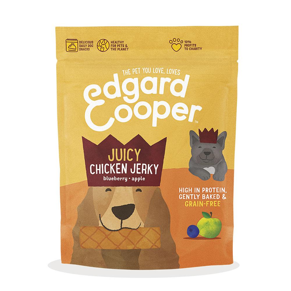 Edgard Cooper Juicy Chicken Jerky