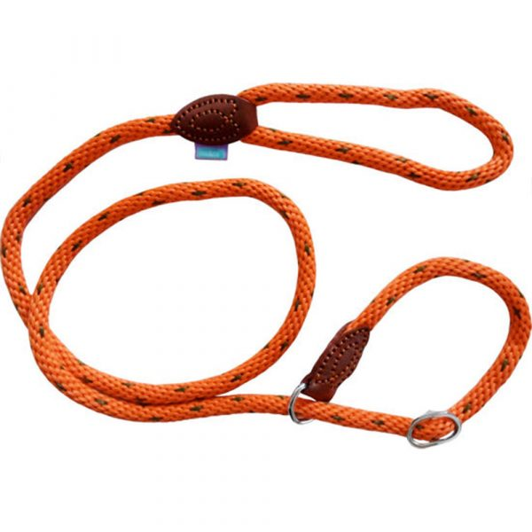 Hemm-and-Boo-Soft-Nylon-Rope-Slip-Lead-and-Halter-Orange-2