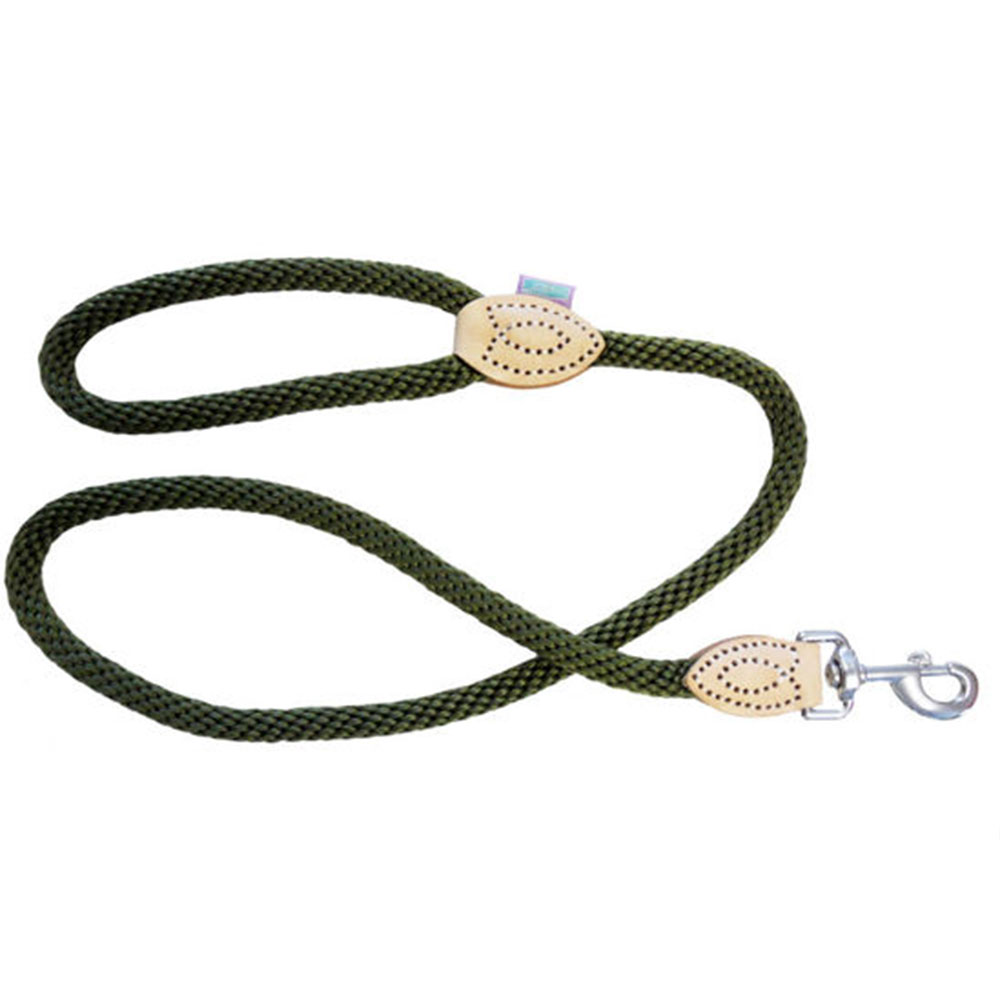 Hemmo Soft Rope Trigger Lead Green
