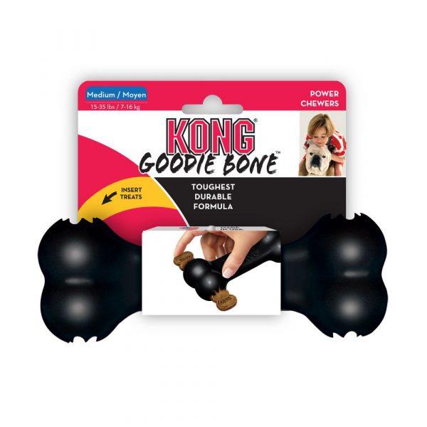 Kong Extreme Goodie Bone Medium Card