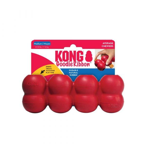 Kong Goodie Ribbon Medium Card