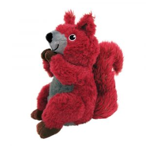 Kong Shakers Red Squirrel-1