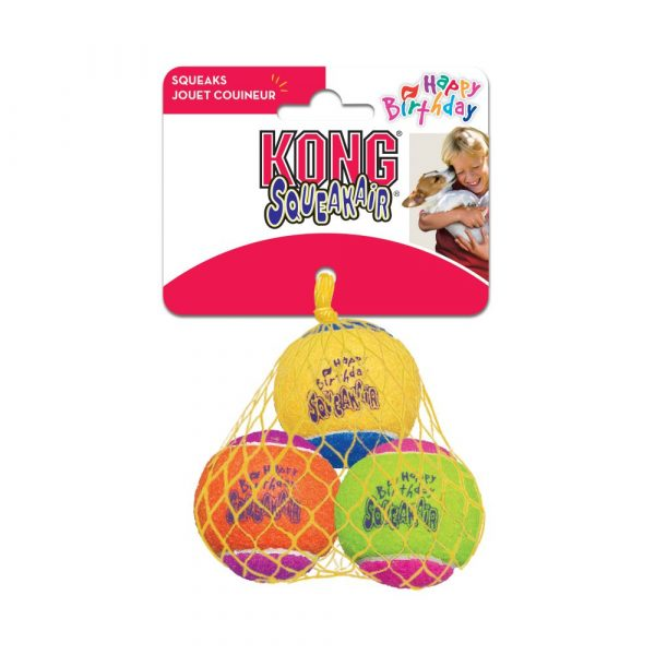 Kong Squeakair Birthday Ball