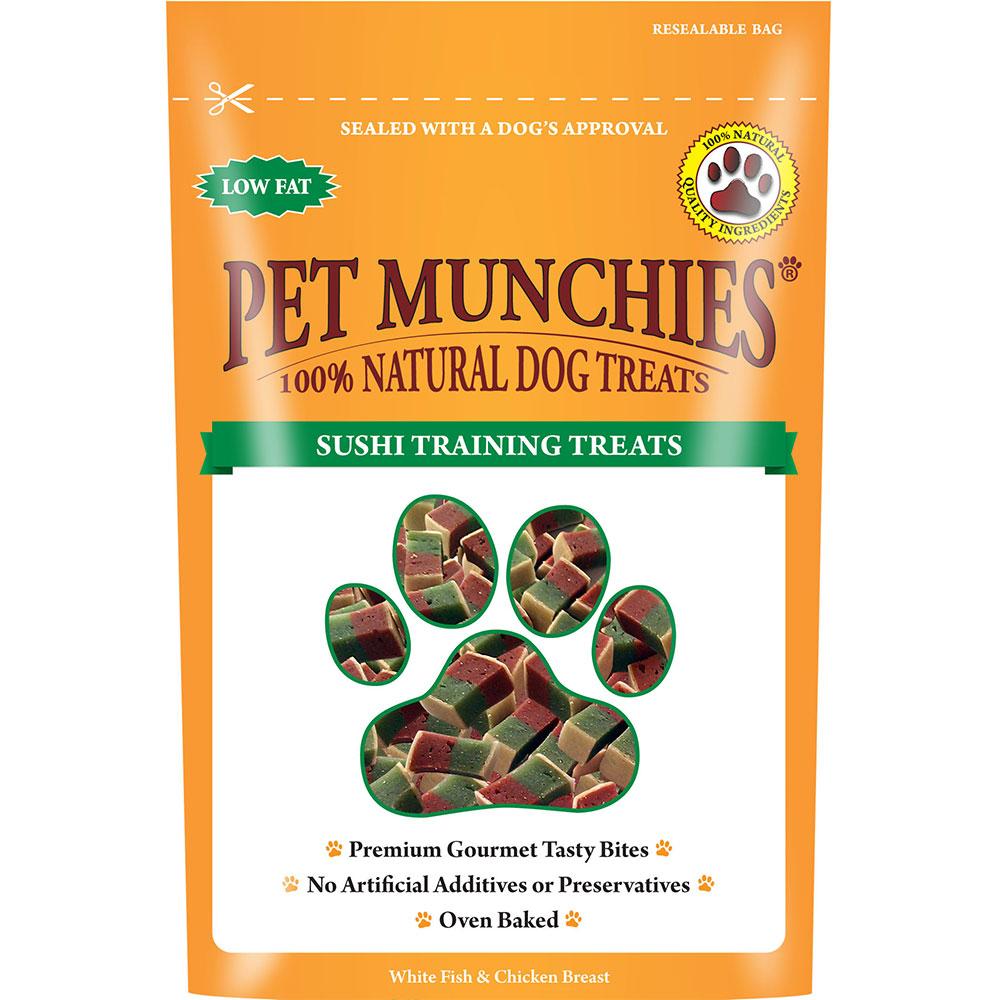 Pet Munchies Sushi Training Treat