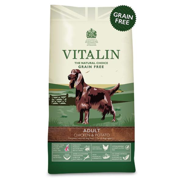 Vitalin Adult Chicken and Potato