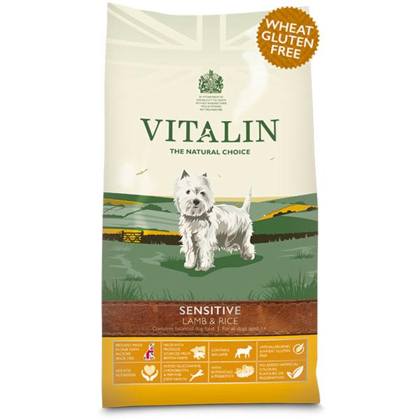 Vitalin Adult Lamb and Rice