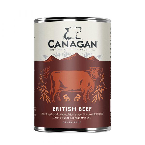 Canagan-British-Beef-400g