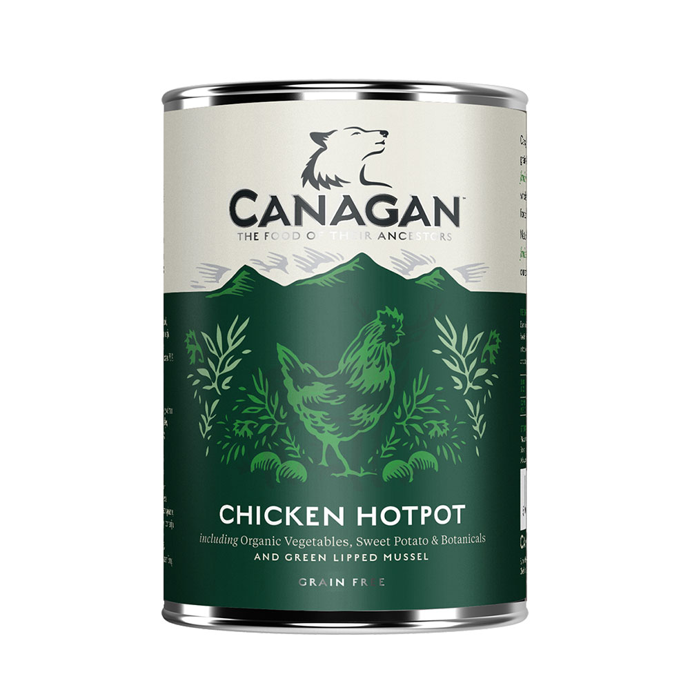 Canagan Chicken Hotpot 400g