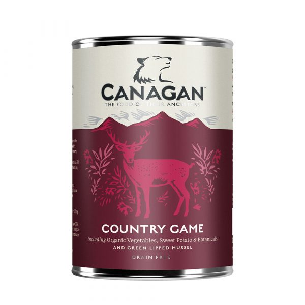 Canagan-Country-Game-400g
