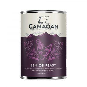 Canagan-Senior-Feast-400g