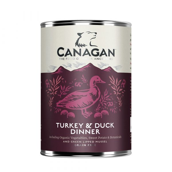 Canagan-Turkey-and-Duck-Dinner-400g