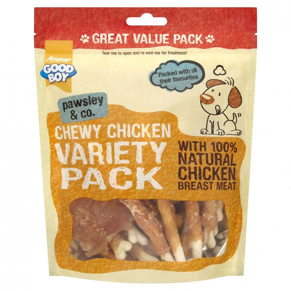 Good Boy Chicken Variety Pack