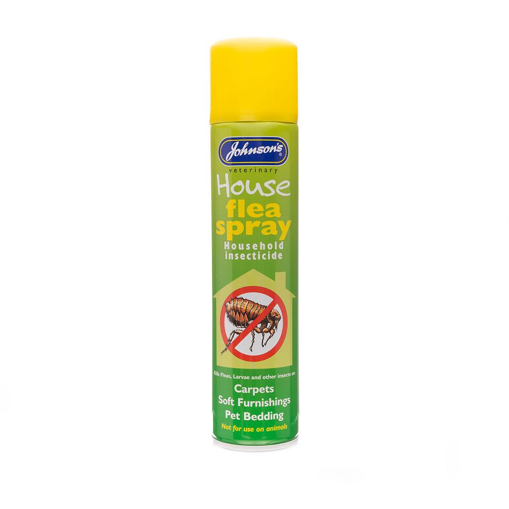 Johnsons House Flea Spray 400ml