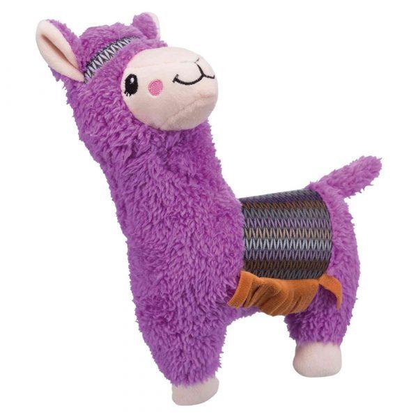 Trixie-Alpaca-Plush-Dog-Toy