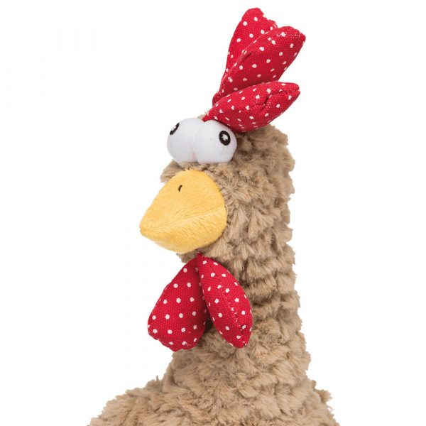 Trixie-Rooster-Dog-Toy