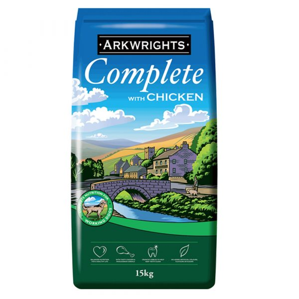 Arkwrights Chicken Dry Dog Food