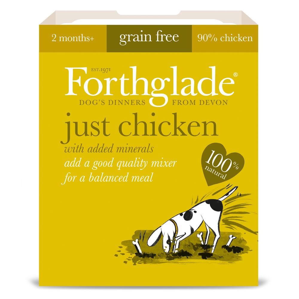 Forthglade Just Natural Wet Dog Food