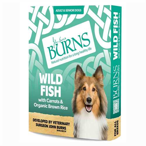Burns Wild Fish vegetables and Brown Rice