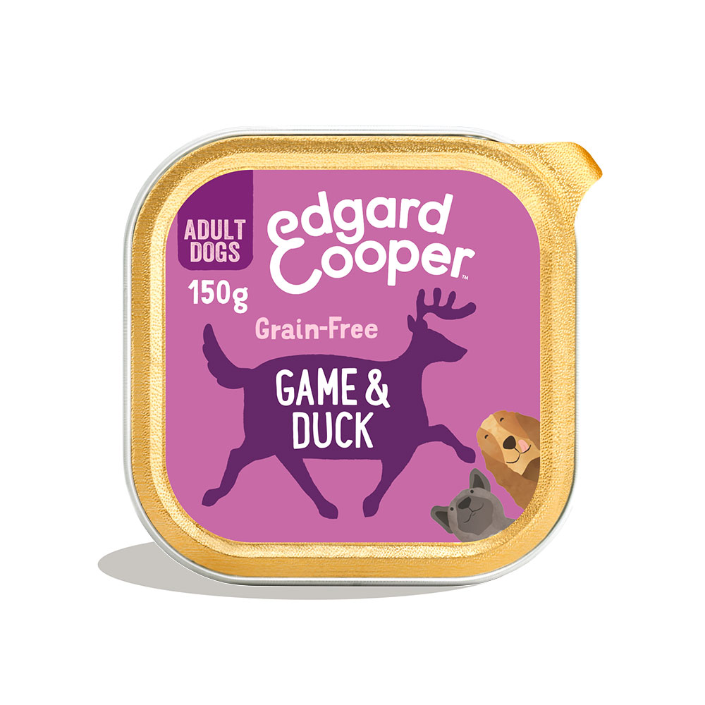 Edgard and Cooper Game and Duck Cup 150g