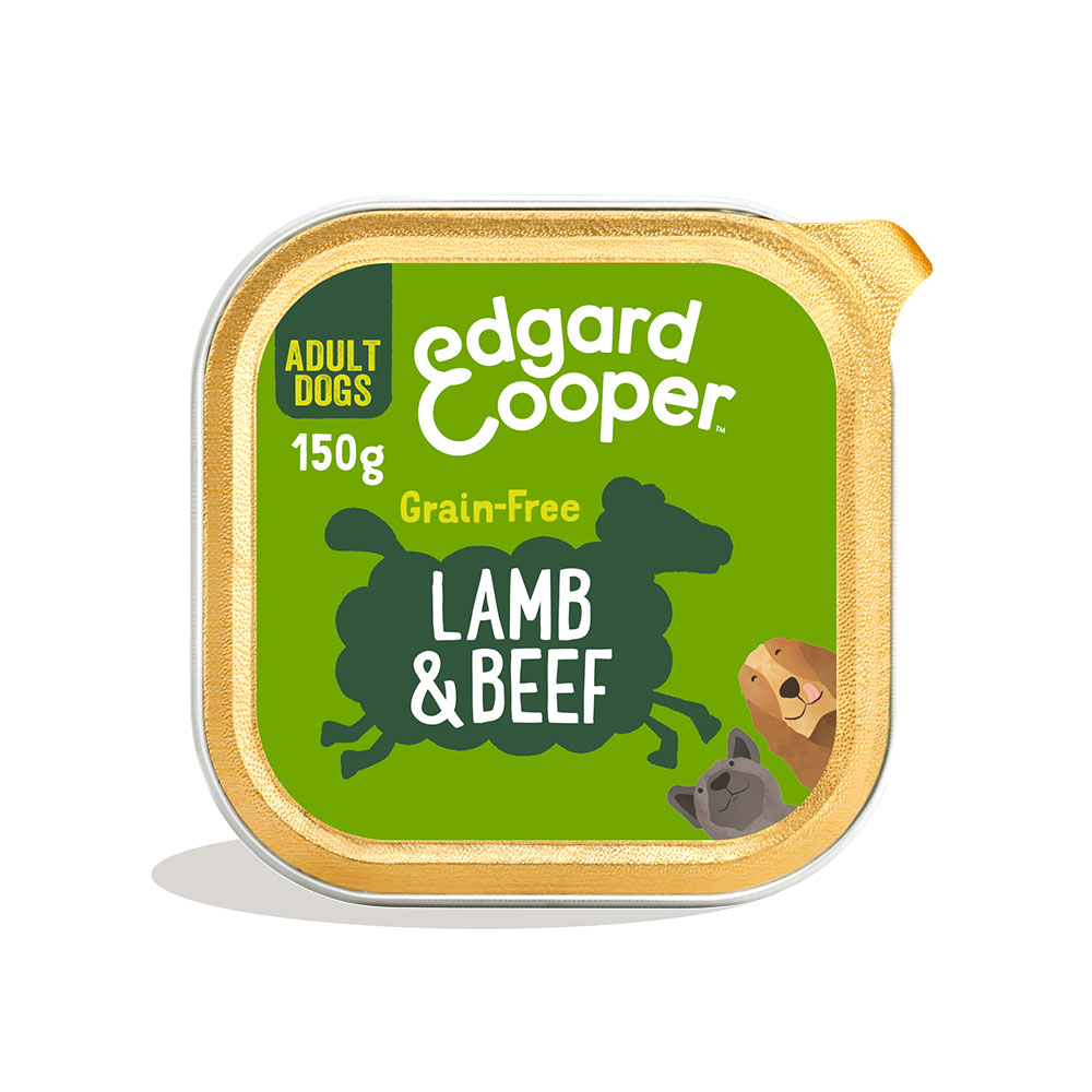 Edgard and Cooper Lamb and Beef Cup 150g