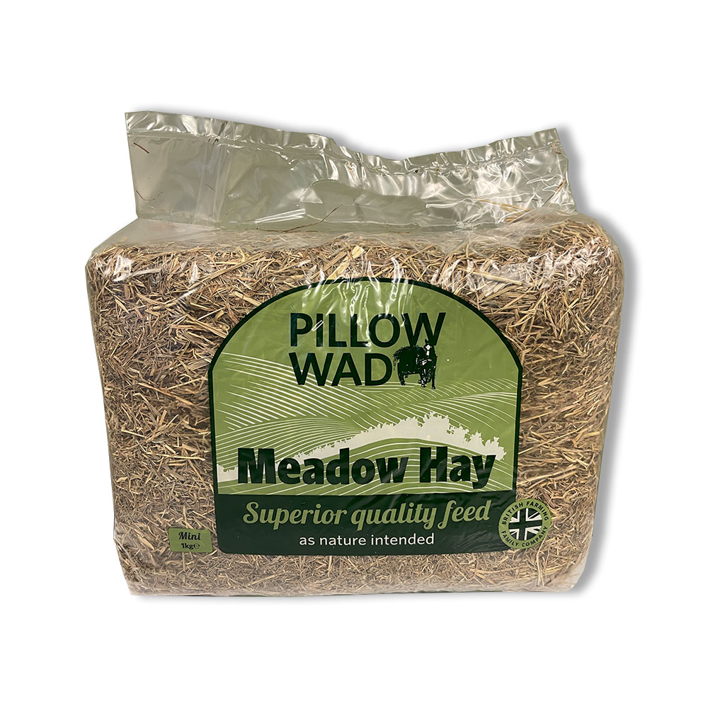 Pillow Wad Hay 1kg