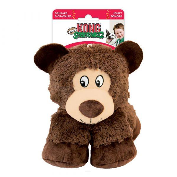 Kong Strechezz Bear-Card