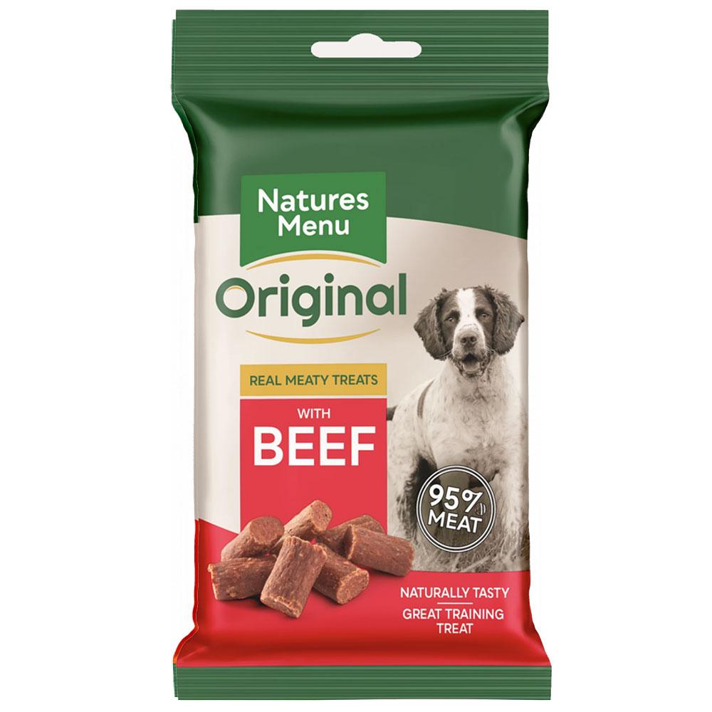 Natures Menu Beef Treats