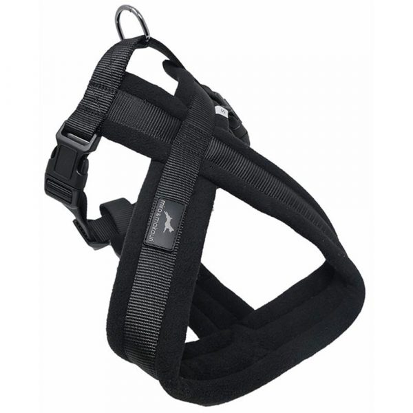 Miro-and-Makauri-Dog-Harness-Black