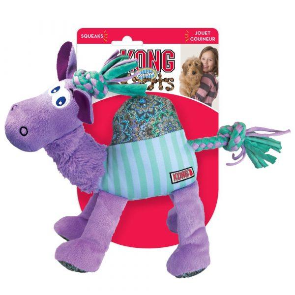 Kong Knots Carnival Camel-Card